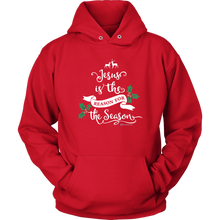 Load image into Gallery viewer, Jesus is the Reason Hoodie - Online Christian Store