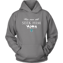 Load image into Gallery viewer, Wise Men Still Seek Him Hoodie