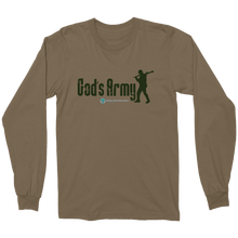Load image into Gallery viewer, God's Army Shirt - Online Christian Store