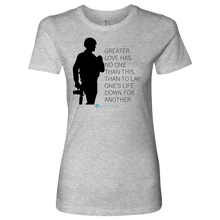 Load image into Gallery viewer, Women's No Greater Love - Online Christian Store