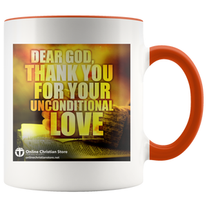 Unconditional Love Mug - Online Christian Store