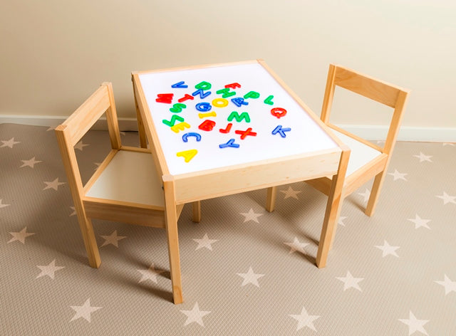 Light Table & 2 Chairs PREORDER