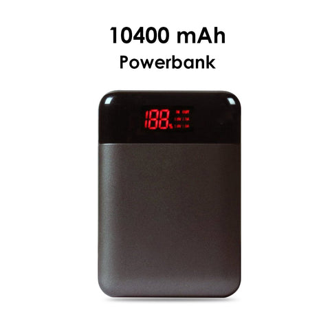 Mi Plus 10400 mAh Power Bank