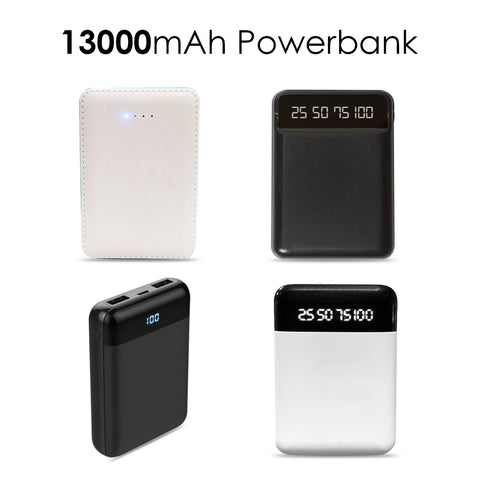 13000 mAh Powerbank