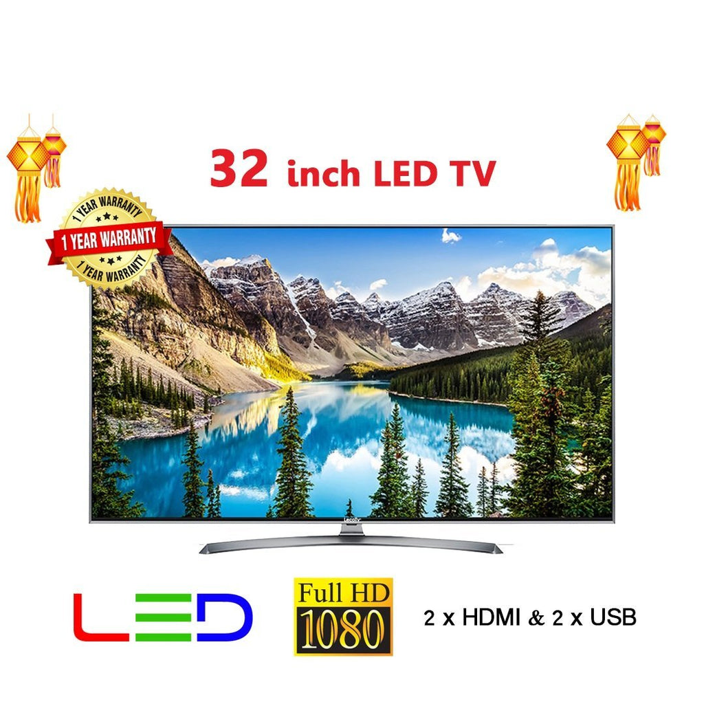 LecoTv 32LT32N02 ITECH Series 81 cm (32) HD Ready LED Television