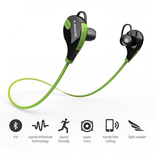 Jogger Wireless Headphone with free Power Bank 12000mAh