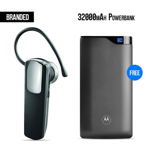 Buy Online Branded Bluetooth And Get Branded 32000mAh Power Free