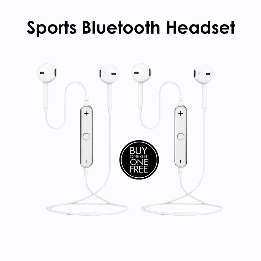 Buy 1 Get 1 Sports Wireless Bluetooth Headset