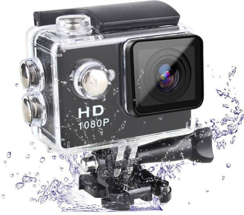 1080p Ultra HD Action Sports Camera