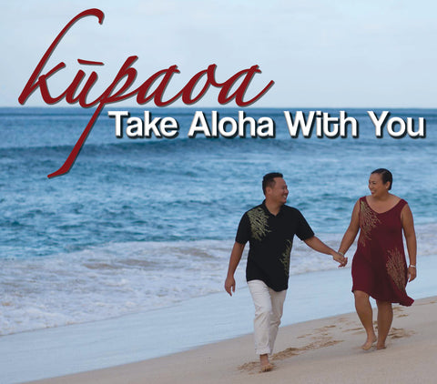 Take Aloha With You - SINGLE