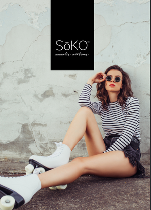 SoKO - Tropical CBD Vape Cartridge