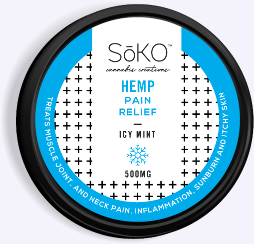 SoKO - Pain Relief CBD Salve