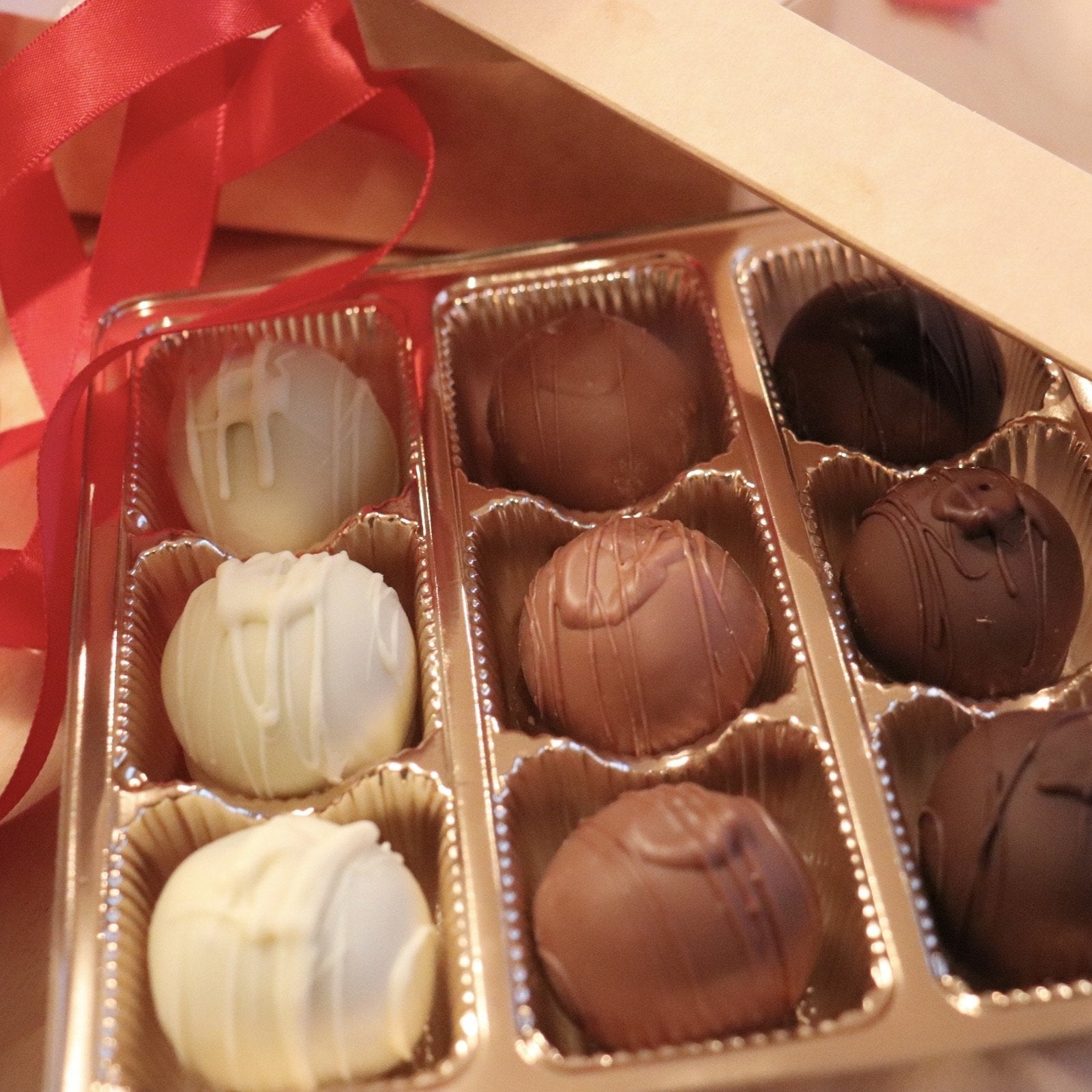 New Chocolate Lovers Truffle Box Evelyn R. Cooke - The #EvCooks Store