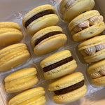 New! Ultimate Macaron Sampler Box (ALL 3 FLAVORS) (BOX OF 12) Evelyn R. Cooke - The #EvCooks Store