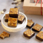 Signature Almond Caramel Squares Evelyn R. Cooke - The #EvCooks Store
