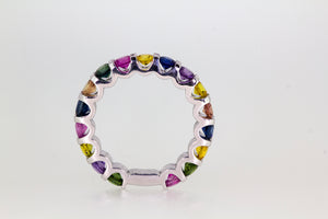 Tutti Fruity Rainbow Ring
