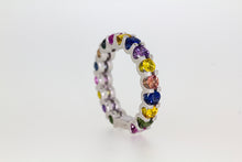 Load image into Gallery viewer, Tutti Fruity Rainbow Ring