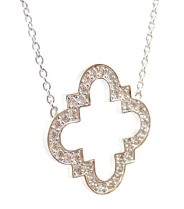 Diamond Du Maroc Necklace