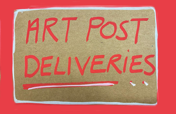 Free Local 📮ArtPost💌 Delivery during COVID-19