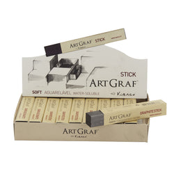 Art Graf Soft Water-Soluble Graphite Stick