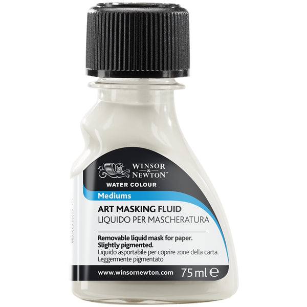 Art Masking Fluid & Colourless Art Masking Fluid 75ml