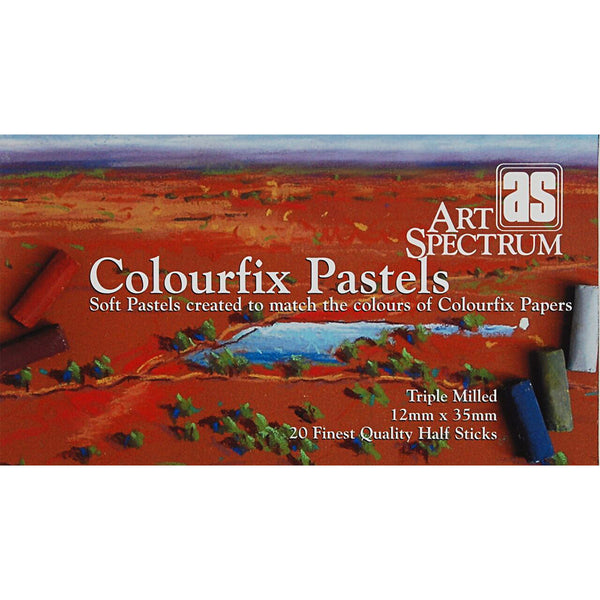 Art Spectrum Colourfix Pastel Artists Soft Pastels
