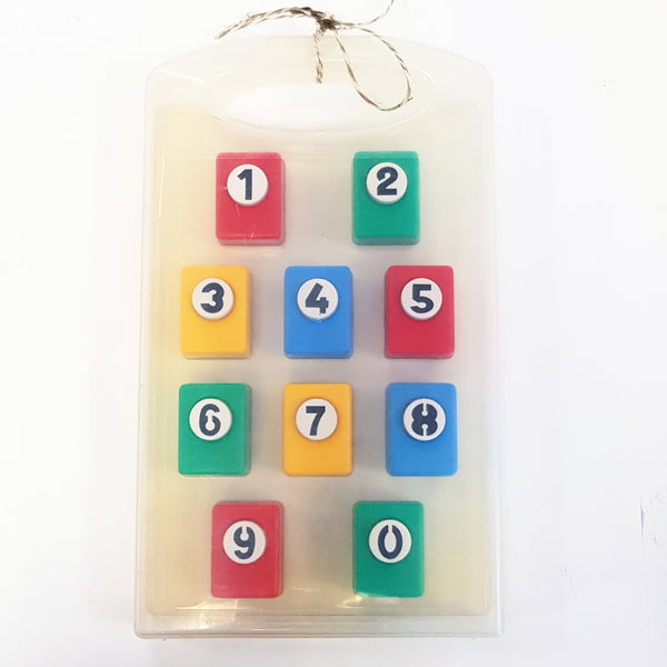 Craft Punch Number Set