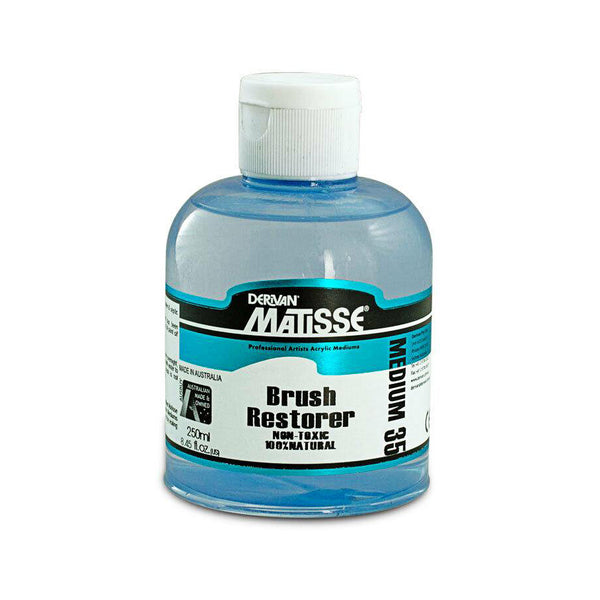 Derivan Matisse MM35 Brush Restorer 250 ml