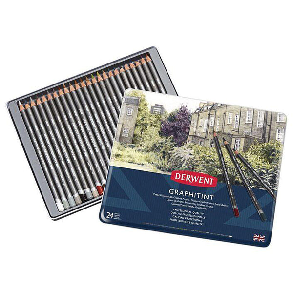 Derwent Graphitint Pencils Set of 24