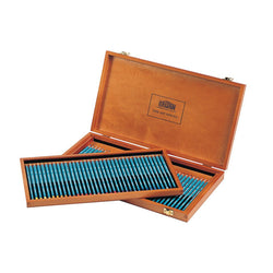 Derwent Artists Colour Pencil 72 Wooden Box