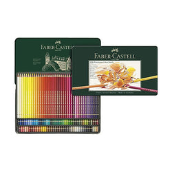 Faber-Castell Polychromos Coloured Pencils 120 Set