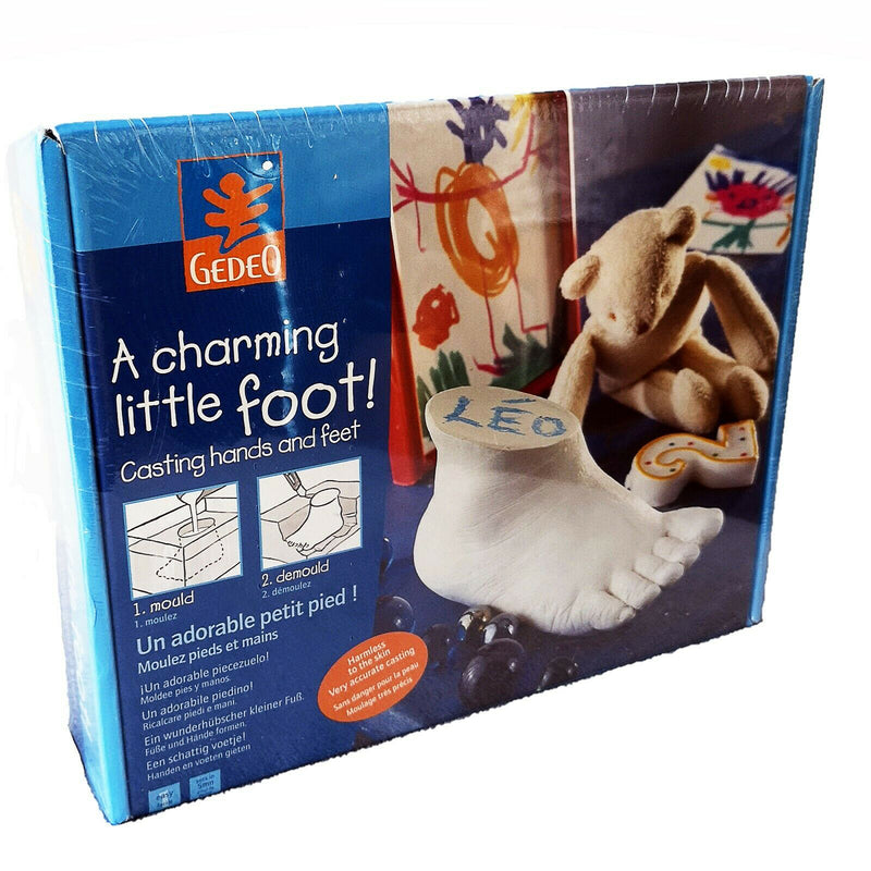 Gedeo Charming Little Hand/Foot Kit