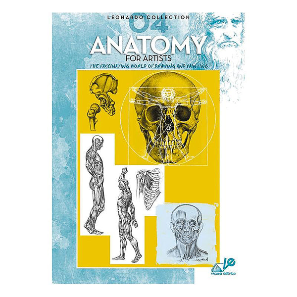 Leonardo Collection Volume 4, Anatomy