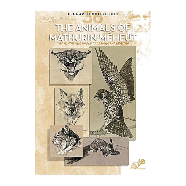 Leonardo Collection Volume 36, The animals of Mathurin Meheut