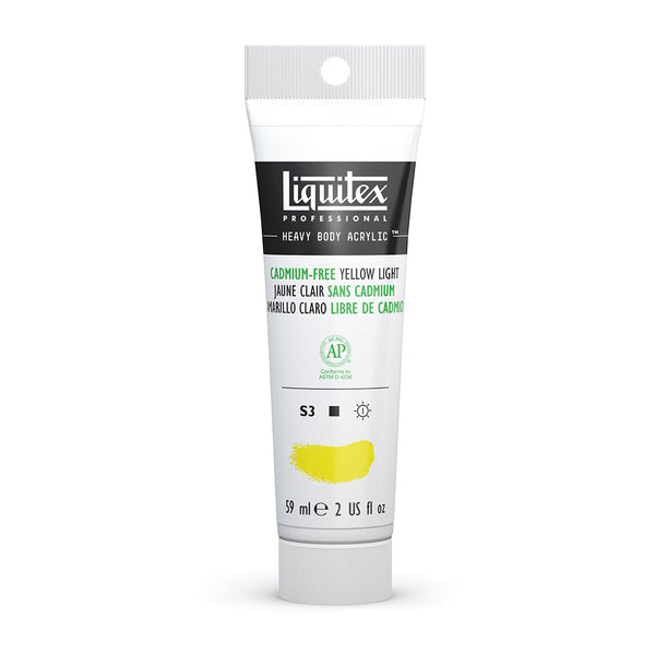 Liquitex Heavy Body Acrylic 59ml (Series 1, 2 & 3 Colours)