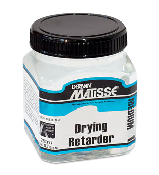 Derivan Matisse MM1 Drying Retarder Medium  - 250ml