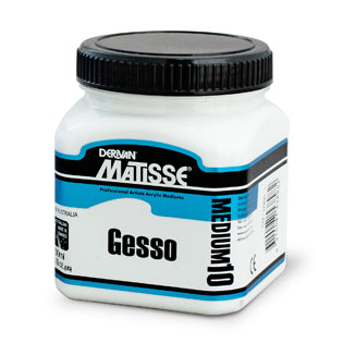 Derivan Matisse MM10 Gesso Medium - 250ml