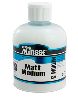 Derivan Matisse MM5 Matt Medium 250ml