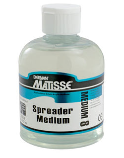 Derivan Matisse MM8 Spreader Medium 250ml