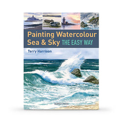 Painting Watercolour Sea and Sky - The Easy Way