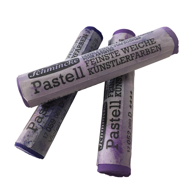 Schmincke Pastell (Purple Colours)