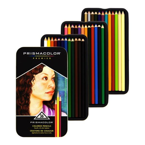 Prismacolor Premier 36 Colored Pencil Set