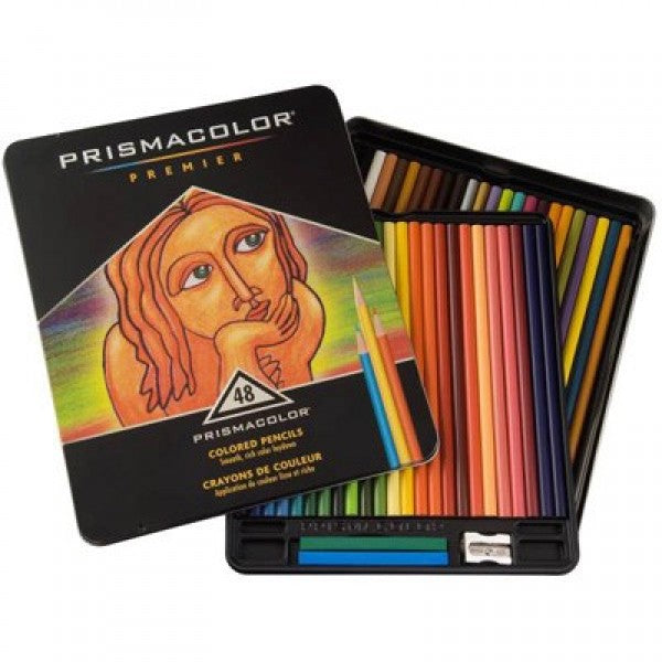 Prismacolor Premier 48 Colored Pencil Set