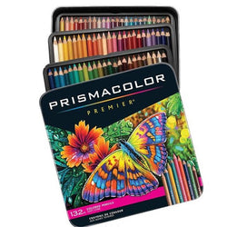 Prismacolor Premier 132 Soft Core Coloured Pencil Set