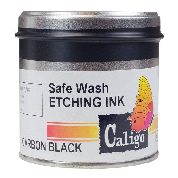 Caligo Safe Wash Etching Inks - 250 gm