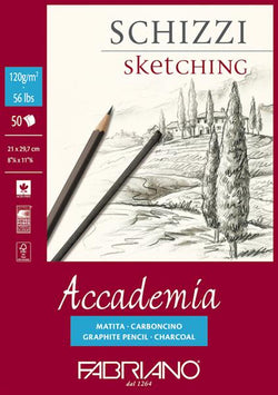 Fabriano Schizzi Sketching Pad 120gsm