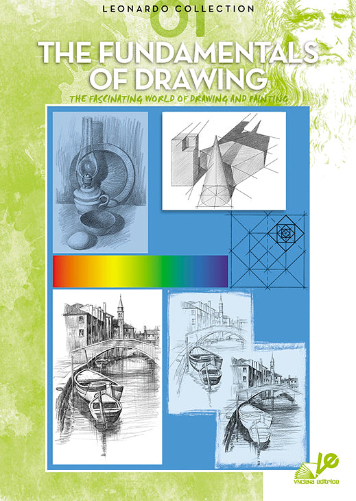Leonardo Collection Volume 1, The Fundamentals of Drawing 1
