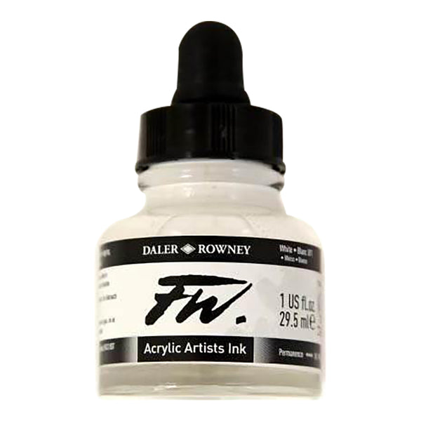 Daler Rowney Acrylic Artists Ink 29.5ml