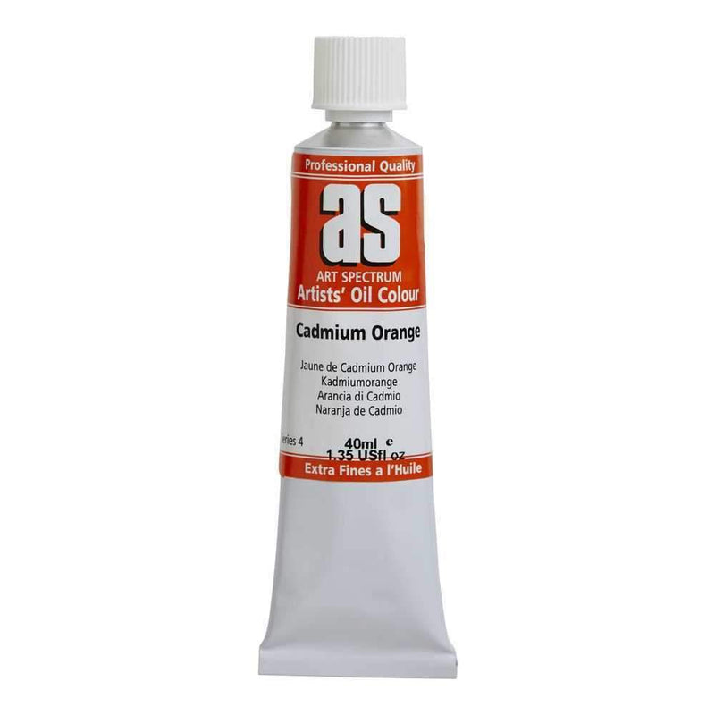 Art Spectrum Professional Quality Artists' Oil Colour - 40ml (Series 4 & 5 Colours)