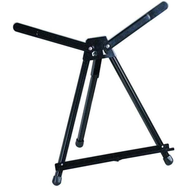 Table Top Easel Black Aluminium